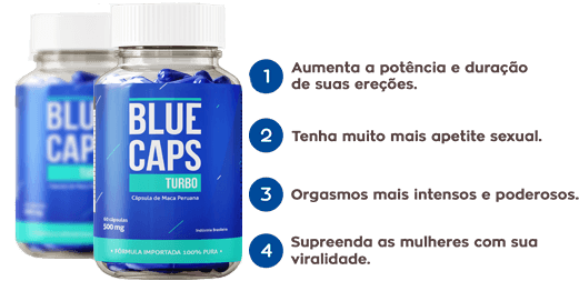 BlueCaps Turbo