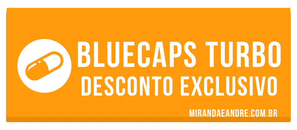 Comprar BlueCaps Turbo