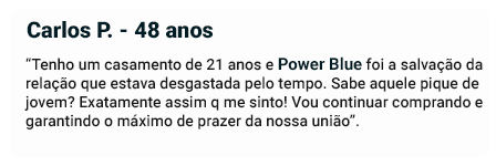 Depoimento - Power Blue