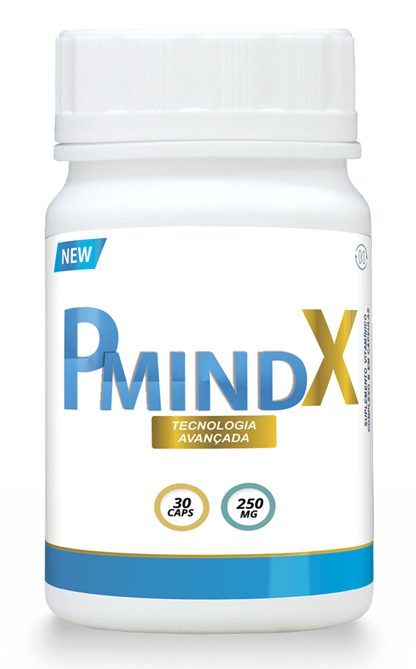 P Mind X - Power Mind X Funciona Comprar