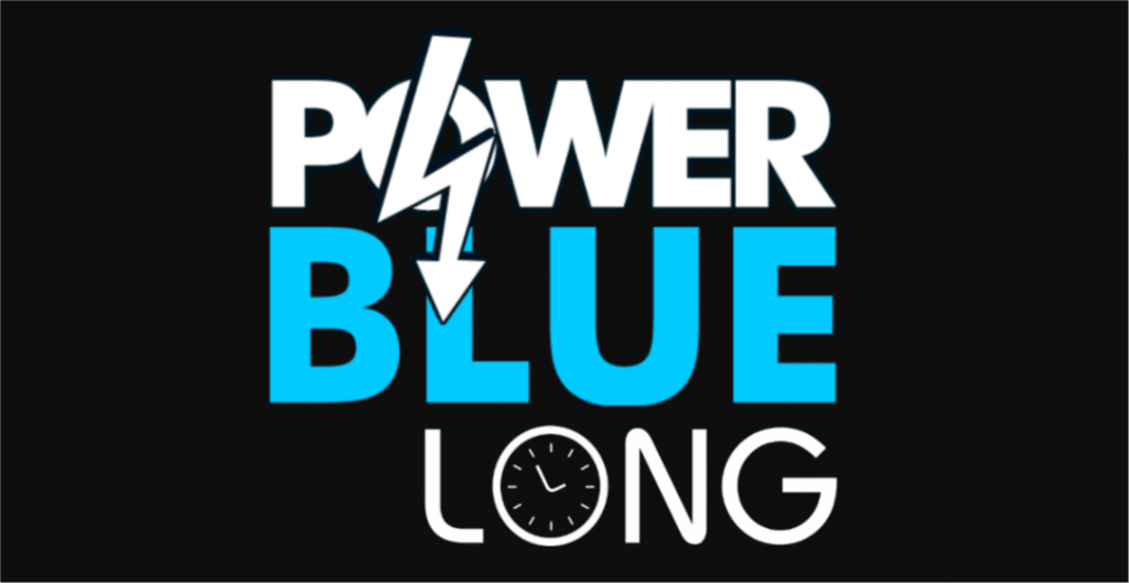 Power Blue Long